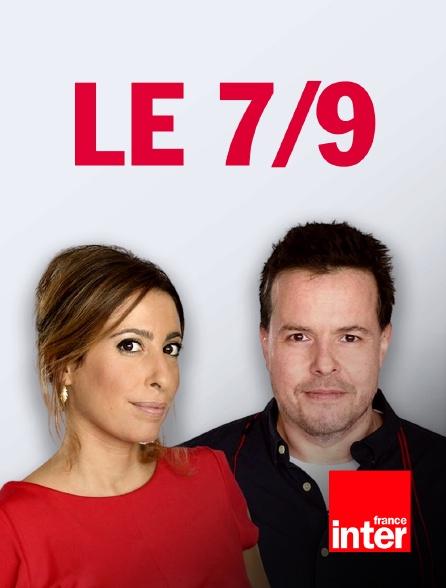 France Inter - Le 7-9 du 14 octobre 2020