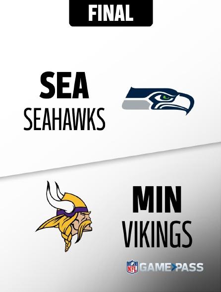 NFL 04 - Seahawks - Vikings