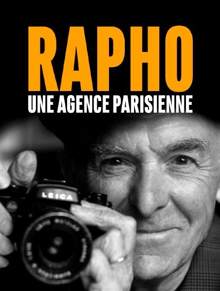 Rapho, une agence parisienne
