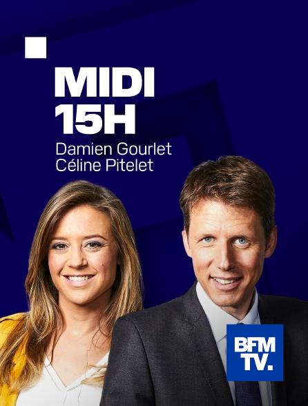 BFMTV - Midi - 15H