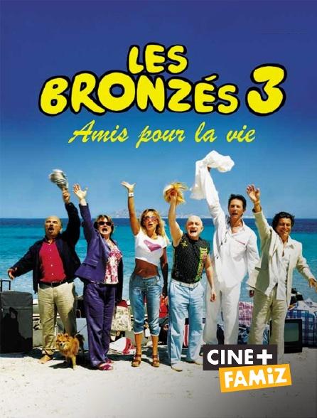 Ciné+ Famiz - Les bronzés 3 : amis pour la vie