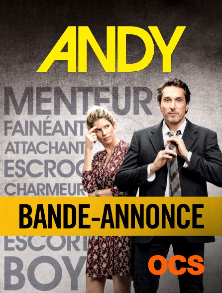 OCS - Bande annonce - Andy