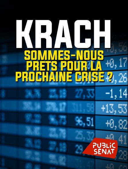 Public Sénat - Krach