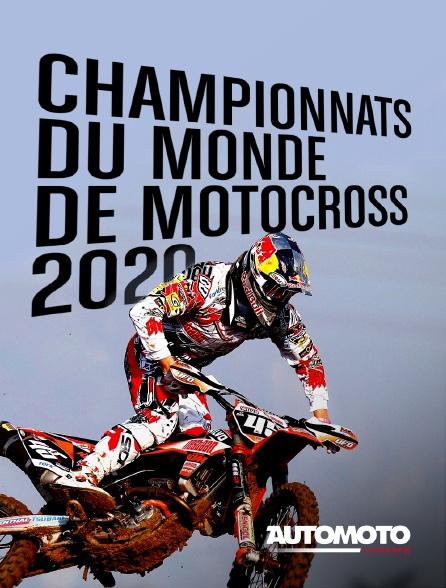 Automoto - Championnats du monde de motocross