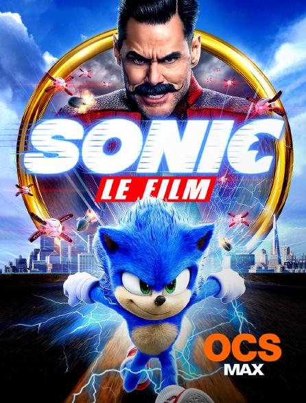 OCS Max - Sonic, le film