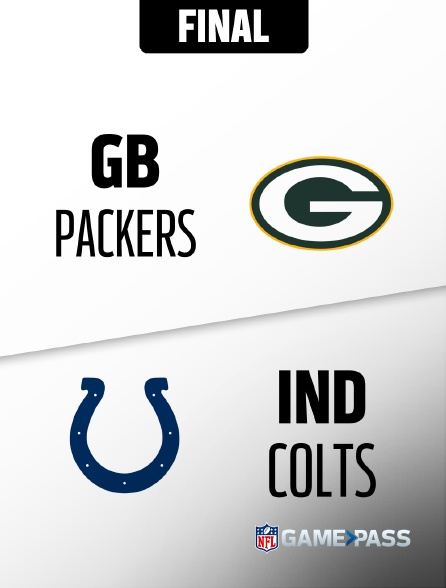 NFL 06 - Packers - Colts en replay