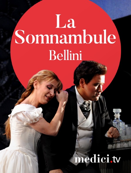 Medici - Bellini, La Somnambule - Evelino Pidò, Marco Arturo Marelli - Natalie Dessay, Michele Pertusi, Javier Camarena - Opéra national de Paris