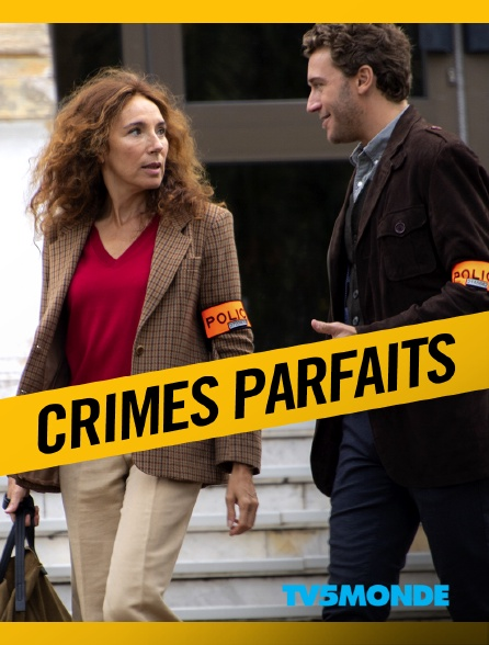 TV5MONDE - Crimes parfaits