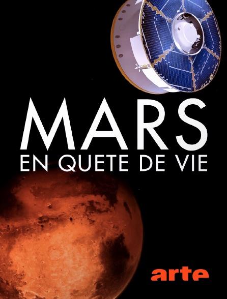 Arte - Mars, en quête de vie