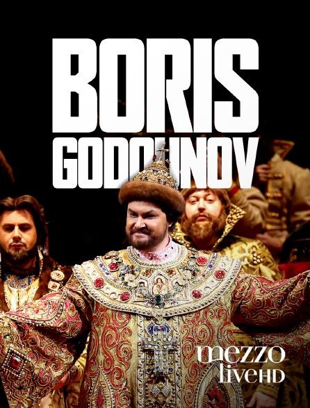 Mezzo Live HD - Boris Godounov