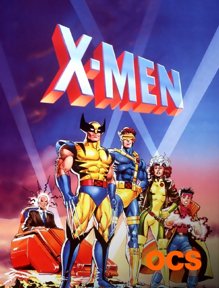 OCS - Marvel Anime: X-Men