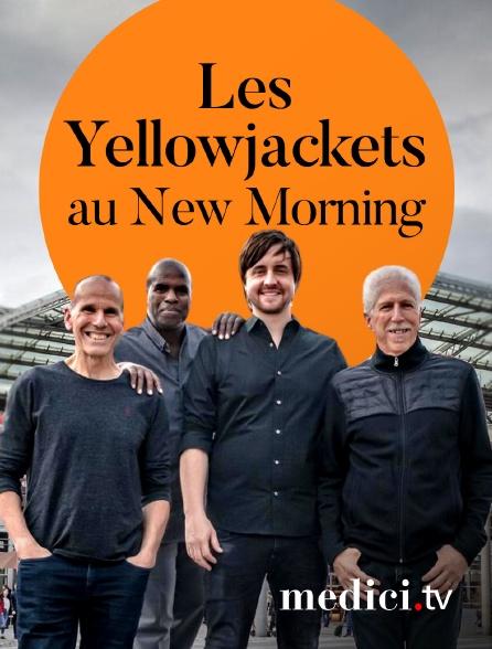 Medici - Les Yellowjackets en concert au New Morning