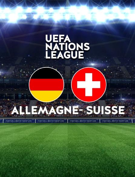 Football : Ligue des Nations UEFA - Allemagne / Suisse