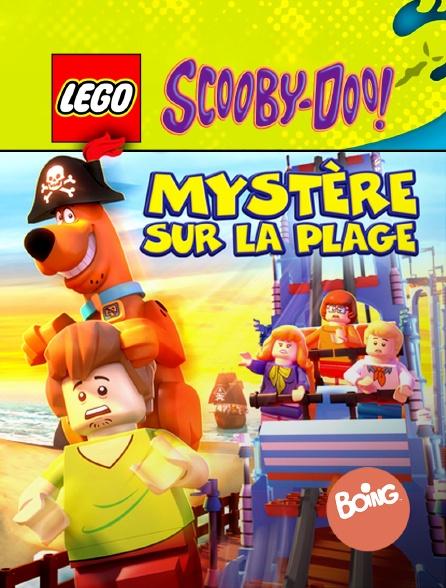 Boing - Lego Scooby-Doo ! Mystère sur la plage