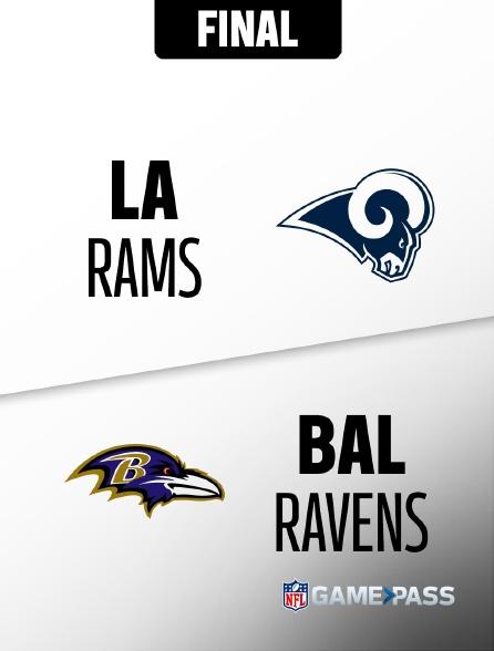 NFL 07 - Rams - Ravens