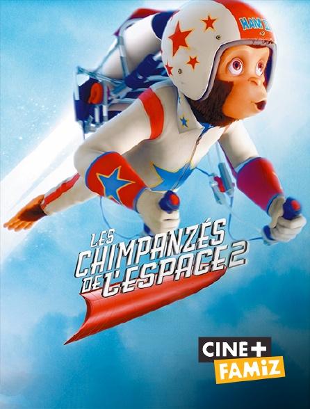 Ciné+ Famiz - Les chimpanzés de l'espace 2