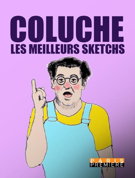 Paris Première - Coluche, les plus grands sketchs