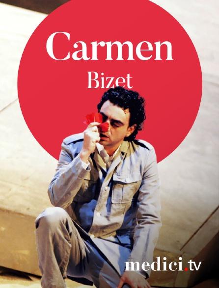 Medici - Bizet, Carmen - Daniel Barenboim, Martin Kušej - Rolando Villazón, Marina Domashenko - Staatskapelle Berlin