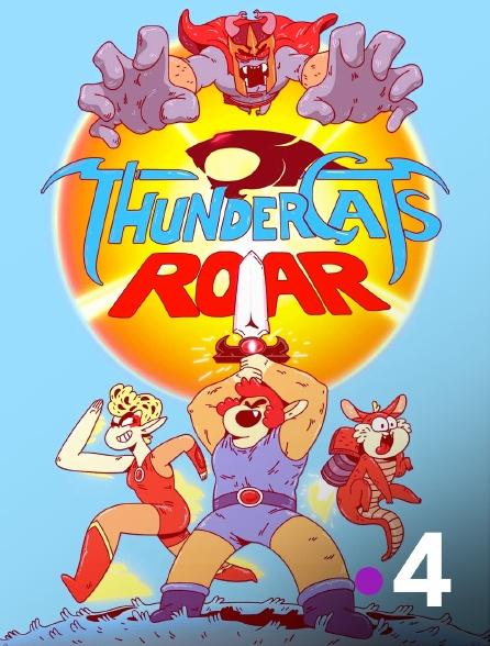 France 4 - ThunderCats Roar