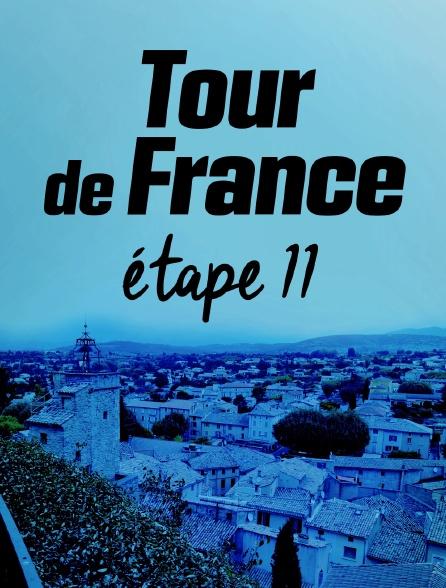Cyclisme : Tour de France 2021 - Etape 11 : Sorgues - Malaucène(199 km)