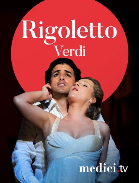 Medici - Verdi, Rigoletto - Fabio Luisi, Nikolaus Lehnhoff - Juan Diego Flórez, Diana Damrau, Staatskapelle Dresden - Semperoper Dresden