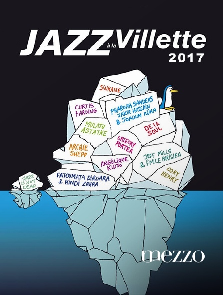 Mezzo - Jazz à La Villette 2017