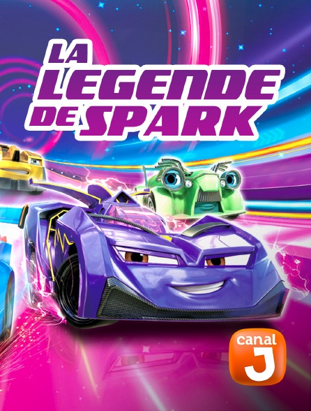 Canal J - La légende de Spark