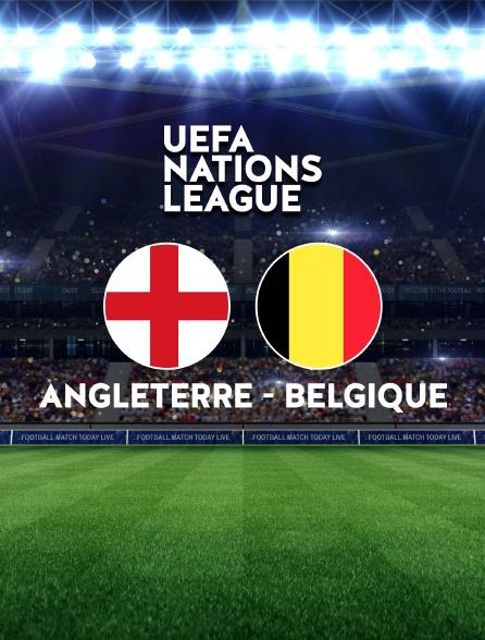 Football : Ligue des Nations UEFA - Angleterre / Belgique