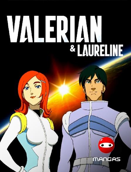 Mangas - Valérian et Laureline