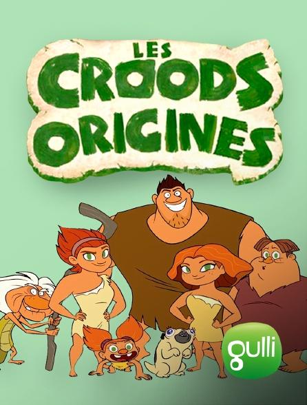 Gulli - Les Croods : Origines