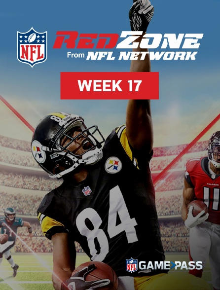 NFL 17 - RedZone Week 17 en replay