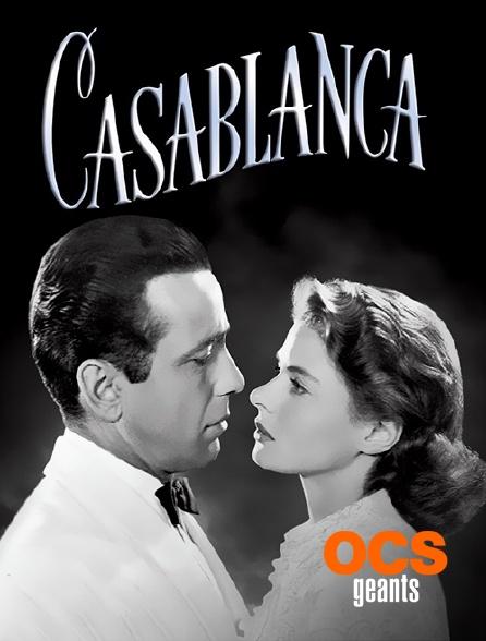 OCS Géants - Casablanca