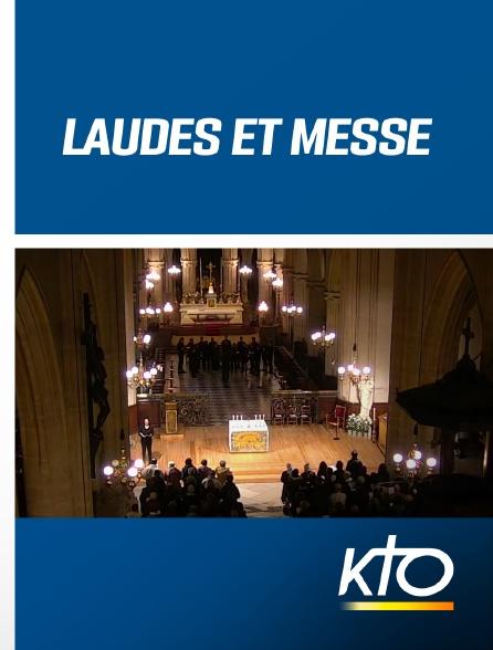 KTO - Laudes et Messe matin à Notre-Dame de la Garde