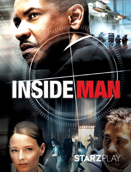 StarzPlay - Inside Man