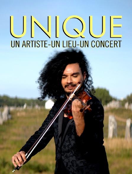 Unique - un artiste, un lieu, un concert