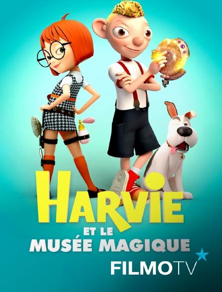 FilmoTV - Harvie et le musée magique