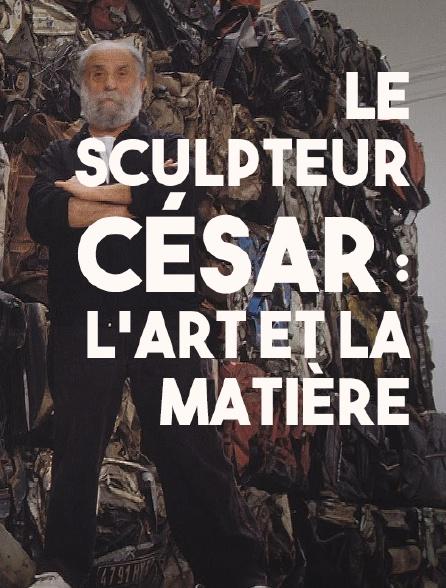 Le sculpteur César : l'art et la matière