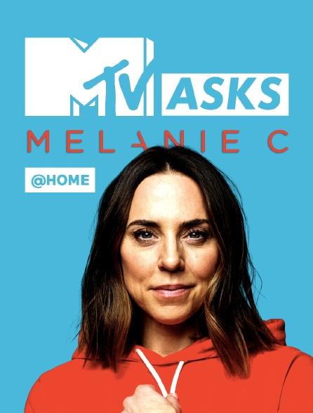 MTV Asks Mel C @ Home