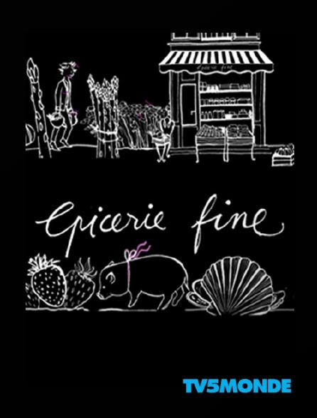 TV5MONDE - Epicerie fine