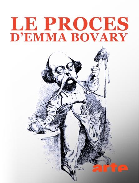 Arte - Le procès d'Emma Bovary