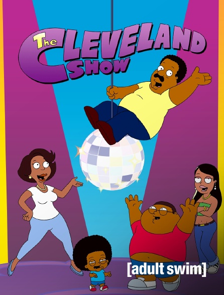Adult Swim - The Cleveland Show