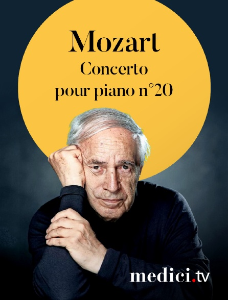 Medici - Mozart, Concerto pour piano n°20 - Maria João Pires, Pierre Boulez, Berliner Philharmoniker