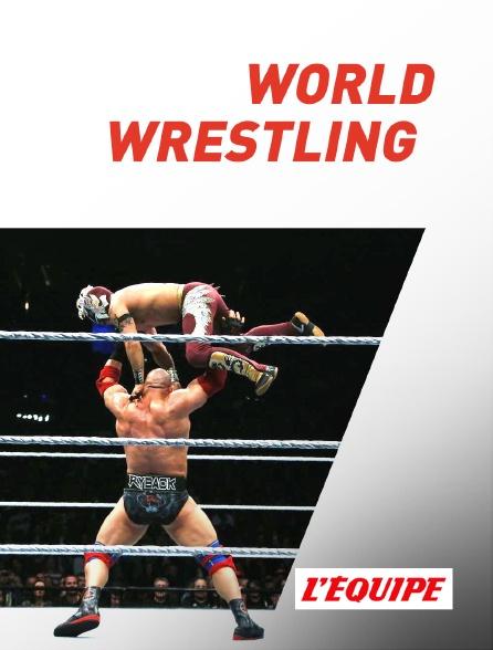 L'Equipe - World Wrestling