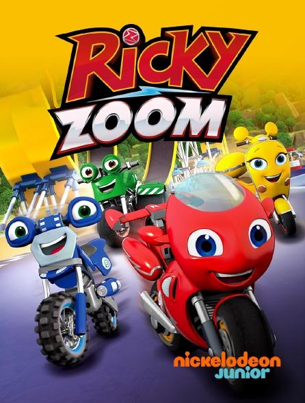 Nickelodeon Junior - Ricky Zoom en replay