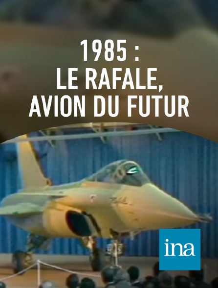 "INA - Avion ""Rafale"""