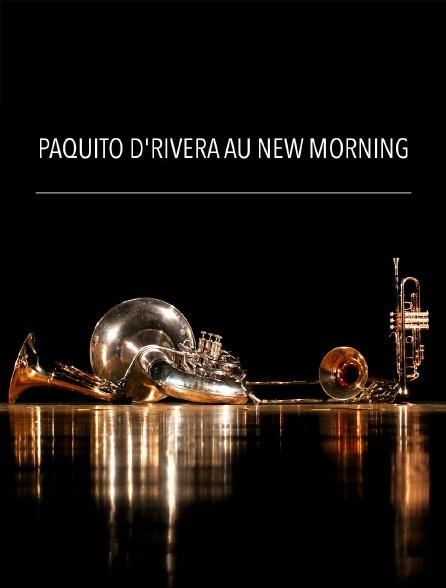 Paquito D'Rivera au New Morning