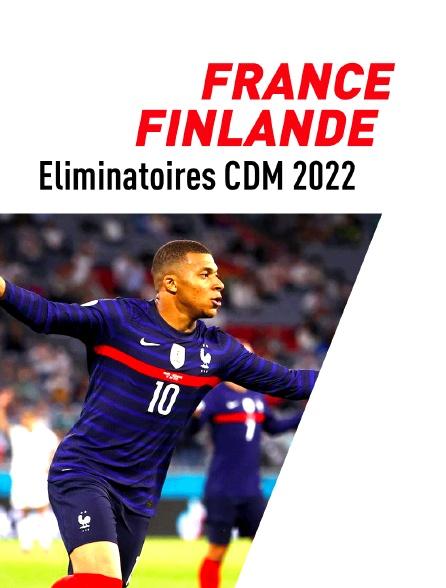 Football - Eliminatoires de la Coupe du Monde groupe D - France / Finlande