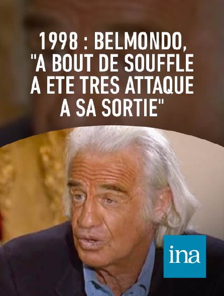 """INA - Jean Paul Belmondo à propos de """"A bout de souffle"""" et """"Pierrot le fou"""""""