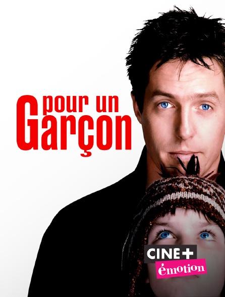 Ciné+ Emotion - Pour un garçon
