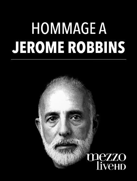 Mezzo Live HD - Hommage à Jerome Robbins